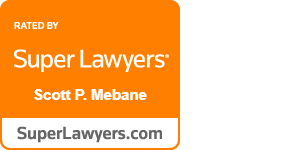 SuperLawyers Scott Mebane