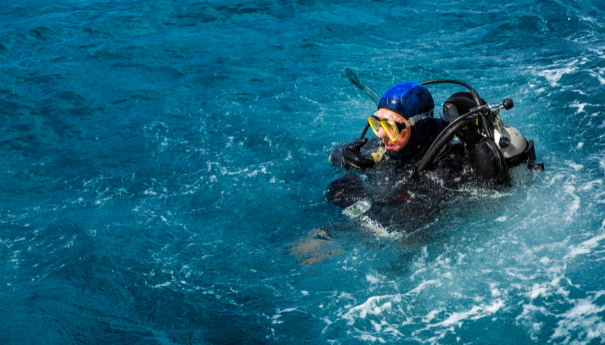 Diver Rescued in Key West After Harrowing Search and Rescue